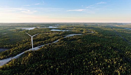 NSP_Site_CleanGreen_EnvironManagementSystems_TurbinesAerial_530x305